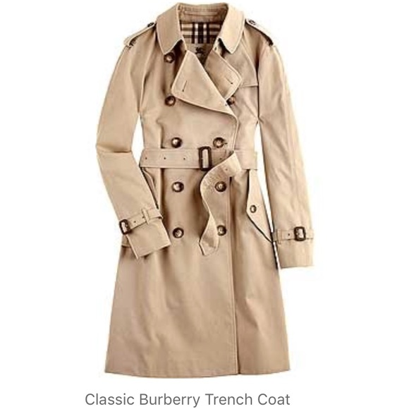 a9bccb2d31c Burberry Jackets   Blazers - Burberry classic trench coat